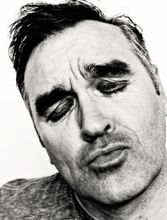 Morrissey-solo - Make-up artist Amy Chance talks about working with Morrissey