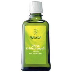 Weleda Körperöle enthält die beste Qualität an ätherischem Zitronenöl