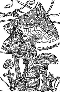 314 Best Trippy Psychedelic Coloring Pages Images Coloring Books