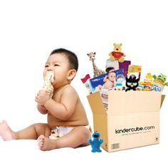 I just entered the Kirimkan foto anak anda dengan box atau logo kindercube.com dan menangkan 1 juta cash untuk berbelanja! contest from Kindercube.