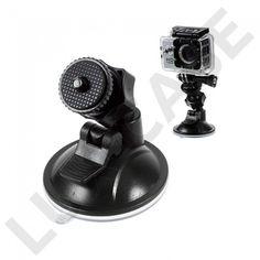 Sugekopp for frontruten i bilen for GoPro Hero 4 Session - Sort Gopro Hero 4, Design, Camera