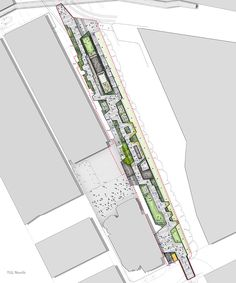 The Goods Line is a new public space currently being designed and led by ASPECT Studios with collaborating architects CHROFI for the Sydney Harbour Foreshore Authority.