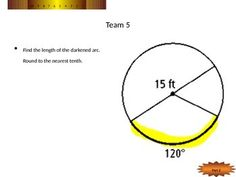 Circles - Measures of arcs and central angles Worksheets ...