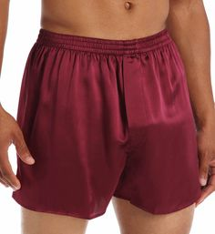Silk Underwear for Men: Satin Boxers or Silk Boxers   https://www.pandasilk.com/blog/