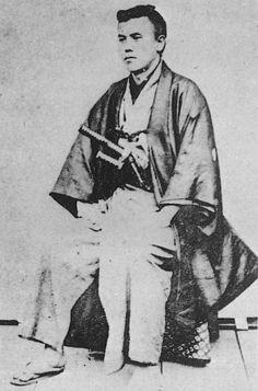 志士時代の木戸孝允(桂小五郎)
