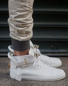 Incredible sneaker from Jon buscemi. #sneakers