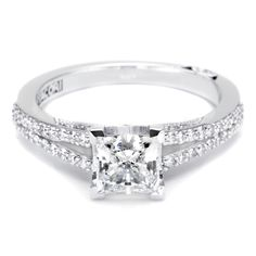 Tacori Princess Cut