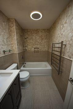 Travertine Tile Bathroom Remodel In Sunset District San Francisco Amazing San Francisco Bathroom Remodel Inspiration Design