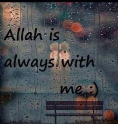 never will He leave me or let me down and that is His promise.thank you Allah for blessing me with Islam :-). Muslim Love Quotes, Quran Quotes Love, Love In Islam, Allah Love, Allah Quotes, Hindi Quotes, Quotes Images, Wisdom Quotes, Quotations
