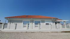 Casa pe parter in Corbeanca | CoArtCo Garage Doors, Outdoor Decor, House, Home Decor, Sun, Houses, Modern, Homemade Home Decor, Home