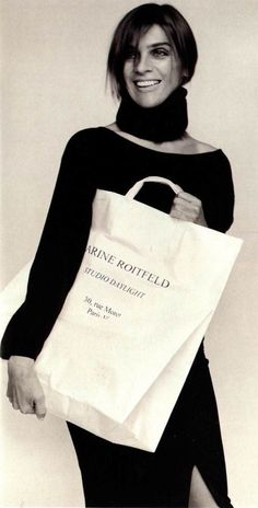 Carine Roitfeld: Dazed &Confused - Journal - I Want To Be A Roitfeld