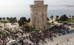 Χάρμα οφθαλμών η Νέα Παραλία Θεσσαλονίκης