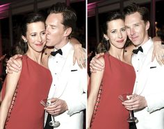 Ben & Sophie Vanity Fair Oscars Party 2015