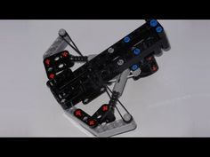 lego technic catapult with (easy) build instructions - YouTube