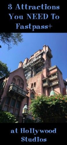 There is a very limited number of attractions operating at Hollywood Studios as they undergo their massive renovation. Here are 3 attractions you need to Fastpass+ at Hollywood Studios: Disney World Vacation Planning, Orlando Vacation, Walt Disney World Vacations, Dream Vacations, Disney Travel, Vacation Destinations, Disney World Rides, Disney World Parks, Disney World Tips And Tricks