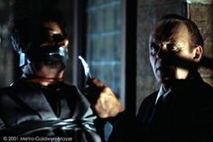 Anthony Hopkins Hannibal Lecter | Hannibal (movie) ANTHONY HOPKINS stars as Dr. Hannibal Lecter and ...