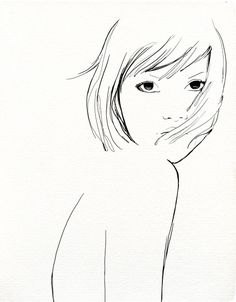 SSHHHH! | artist : Garance Doré | presentations | illustrations | fashion | link : artist | ram2013
