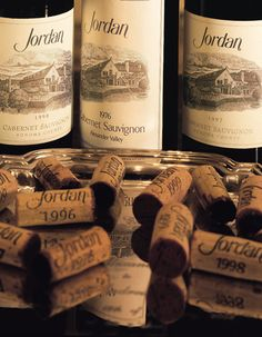 Jordan Wines: world-class Cabernet Sauvignon from Sonoma County