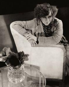 Colette - Photo Edward Steichen . 1935