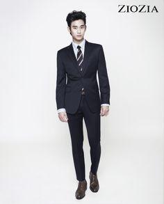 Kim Soo Hyun (김수현) for ZIOZIA (지오지아) 2012 F/W #10 #KimSooHyun #SooHyun #ZIOZIA