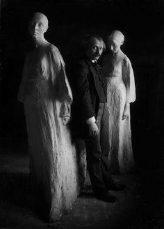 Xawery Dunikowski, foto de José Kuczynski | Propiedad del Museo Nacional en Varsovia  Vía