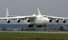 World's largest airplane!