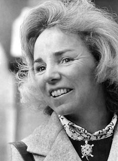Ethel Kennedy - She would have made such an interesting Spouse in the White House. Imagine eleven (or was it even more) children running around the Oval Office. I so admire her.