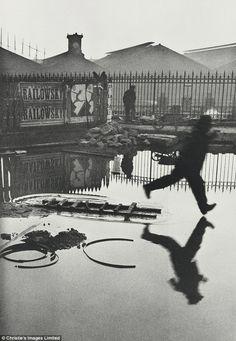 Derriere La Gare Saint-Lazare (Behind Saint Lazare train station) 1932