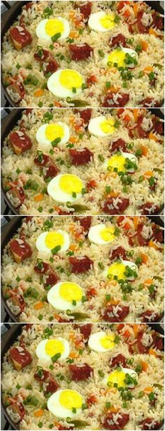 Healthy Meal Prep, Healthy Recipes, Paella, Special Recipes, Dinner Tonight, Food And Drink, Low Carb, Yummy Food, Meals