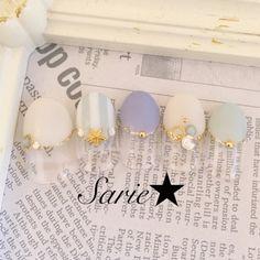 秋のフットネイル♡ の画像 Sarieのネイルブログ