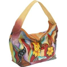 44 Best anuschka hand painted handbags images  ade0cec188a8a