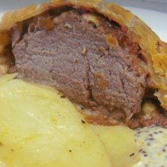 Solomillo Wellington. Receta (recipe, recipe), comida (food, food)