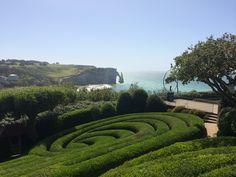 Etretat Normandie, Vineyard, Outdoor, Outdoors, Vine Yard, Vineyard Vines, Outdoor Games, The Great Outdoors