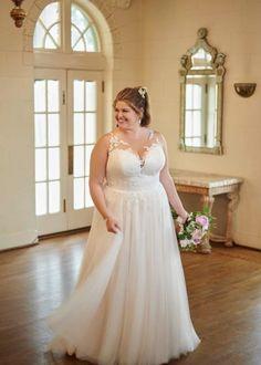 De mooiste Trouwjurken - Weddings Plus Size Brides