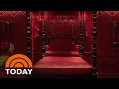 'Fifty Shades': Inside The Red Room (Behind The Scenes Exclusive) | TODAY - YouTube