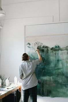 Artist Emma Fineman