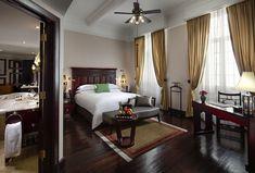 Luxury Hotel Metropole, Hanoi  - Hotel Rooms to Inspire Your Bedroom Design