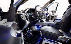 2015 Ford Atlas Interior Side