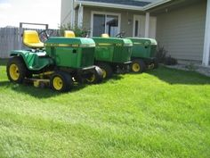 John Deere 400 on Craigslist | Tractors | Pinterest | John ...