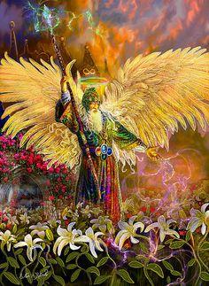 Archangel Raziel - Steve Roberts