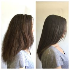KeraGreen is non-toxic smoothing treatment that allows a client to have smooth frizz free hair for months with out any of the harsh chemicals.