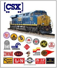 534 Best Locomotives and railroads images in 2018 | Train