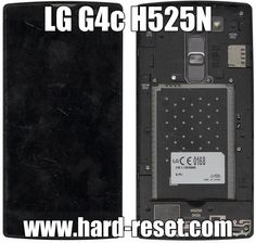 http://www.hard-reset.com/lg-g4c-hard-reset.html How to reset LG G4c H525N phone when you locked out yourself Remove #password  delete #unlock  pattern on LG G4C #android