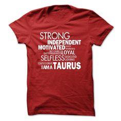 strong Taurus T-Shirts, Hoodies. VIEW DETAIL ==► https://www.sunfrog.com/LifeStyle/strong--Taurus.html?id=41382