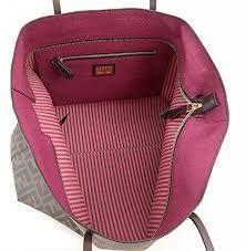 Image result for fendi lining in handbags Fendi, Backpacks, Handbags, Image, Design Ideas, Fashion, Moda, Totes, Fashion Styles