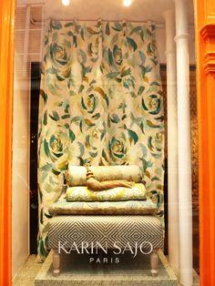 Karin Sajo modern applique