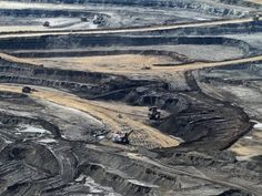 Thousands flock here to make real money in the oil sands, where creating synthetic crude begins in the strip mine. Sand Pictures, Oil Sands, Make Real Money, Canadian History, Environmental Issues, Natural Resources, Green Life, Climate Change, Social Studies