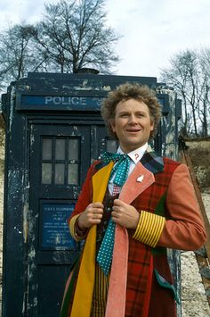 The 1980's was famous for the Colin Baker iteration of the Doctor in the world famous sci-fi show Doctor Who.