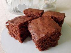 Torta brownie: senza glutine senza burro | unabloggerintollerante Gluten Free, Lactose Free, Fodmap, Brownies, Muffin, Biscotti, Desserts, Cakes, Food