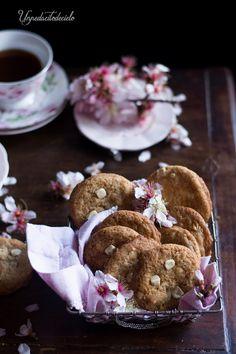 un pedacito de cielo: Cookies de sirope de arce